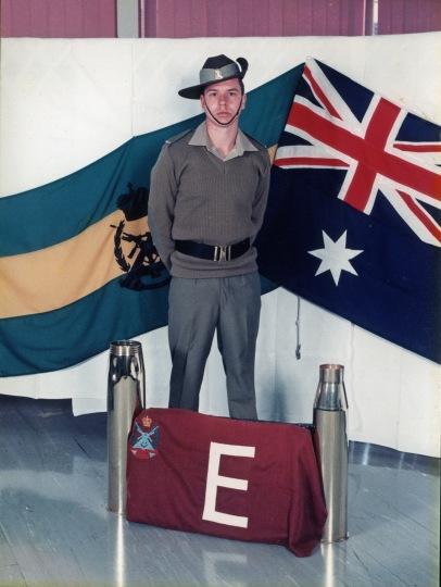 Private Peter Jones